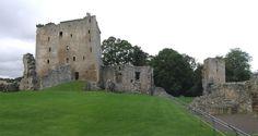 spynie palace scotland | Spynie Palace Picture 3 Davie's Tower Elgin Lossiemouth Grampian Moray ...