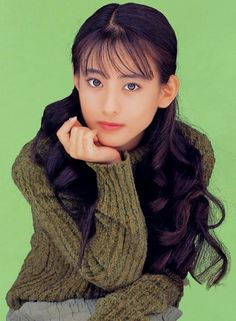 80s Fashion Icons, Japanese Eyes, Japan Woman, Japan Model, Vintage Girls, Asian Beauty, Style Icons, Actresses, Face
