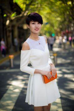 Japanese street fashion japanese fashion magazine japan store korean style chinese fashion trendy: China Shanghai Fashion Week