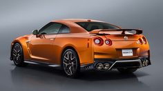 Nissan Skyline R35 2017 Facelift