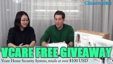 How to Enter our Free Giveaway? Good news, our March free giveaway has just started! Subscribe to our YouTube channel and you can win this Vcare security sys...