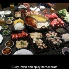 Asian Hot Pot!!!