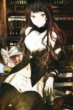 Immagine di art, girl, and blake belladonna