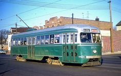 (431k, 1024x655)<br><b>Country:</b> United States<br><b>City:</b> New York<br><b>System:</b> Brooklyn & Queens Transit<br><b>Car:</b> Brooklyn & Queens Transit PCC (St. Louis Car, 1936) 1076 <br><b>Collection of:</b> Frank Pfuhler<br><b>Notes:</b> coney island av c-1954<br><b>Viewed (this week/total):</b> 1 / 293