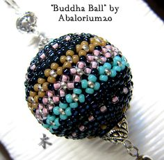 Blog gone. Must search for name on photo. Buddha Ball  de 29 mm