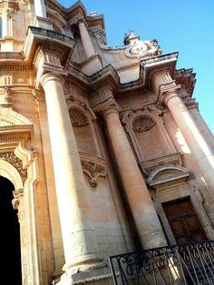 Noto  Chiesa di San Domenico *
