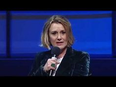 ▶ Sheila Walsh: 1st service - YouTube