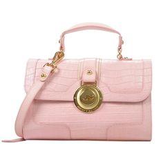 Bolsa cotton pink - First Look Primavera-Verão 2016 Jorge Bischoff