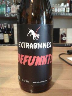 Defunkt!, Extraomnes, belgian strong dark ale, Italy