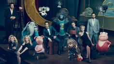 Sing 2016 Movie Cast and Characters Wallpaper