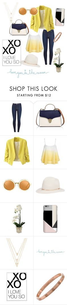 """Untitled #111"" by noa-antebi-pinto on Polyvore featuring 7 For All Mankind, Aspinal of London, Janessa Leone, BERRICLE, Natural Life and xO Design"