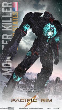 #PacificRIM #Movie #Robot