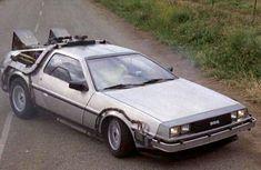 DeLorean time machine, Back to the Future