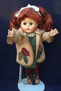 Vogue  Ginny Doll 2000 Calendar Collection September Red Head Hair ADORABLE!  | eBay