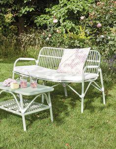 salon #jardin #épuré #design #blanc | Jardines | Pinterest | Gardens