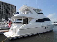 2011 Hatteras 60 Motor Yacht Power Boat For Sale - www.yachtworld.com