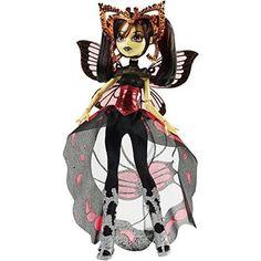 Monster High Boo York, Boo York Gala Ghoulfriends Luna Mothews Doll New #MonsterHigh
