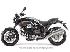 Moto Guzzi Griso 8V Black Devil