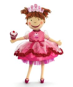Take a look at this Cupcake Pinkalicious Cloth Doll on zulily today!
