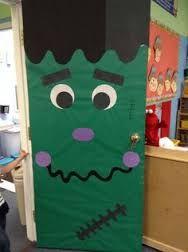 Image result for frankenstein door diy & Frankenstein door decoration | Halloween | Pinterest | Frankenstein ...
