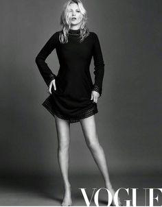 Vogue #Kate Moss