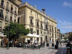 Granada by urloplany.pl, via Flickr #Spain