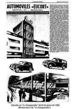 Eucort, 1946.