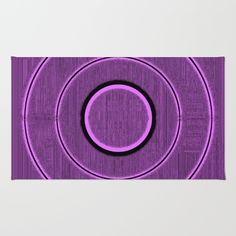 A purple #rug, perfect for any room of your house. #homedecor @society6