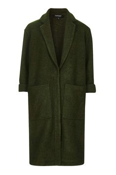 Wool Duster Jacket - New In This Week - New In - Topshop