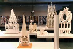 """A review of architect and curator George Ranalli's exhibition on Sagrada Familia in """"Medieval Parametricism: Inside Gaudí's Unfinished Masterpiece."""""""