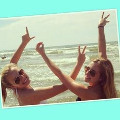 Beach bestfriends picture love