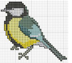 Brilliant Cross Stitch Embroidery Tips Ideas. Mesmerizing Cross Stitch Embroidery Tips Ideas. Cross Stitch Bird, Beaded Cross Stitch, Cross Stitch Animals, Cross Stitch Charts, Cross Stitch Designs, Cross Stitching, Cross Stitch Embroidery, Embroidery Patterns, Hand Embroidery