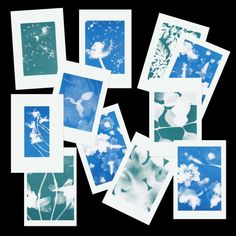 France is back under lockdown 🌱🍃🌾 so we're thinking about nature and open spaces with those beautiful photograms by @maricampistron… Open Spaces, Printmaking, Polaroid Film, France, Nature, Beautiful, Naturaleza, Printing, Nature Illustration