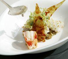 Haute Cuisine seafood