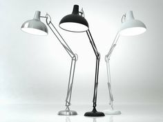 44 best floor lighting images on pinterest modern floor lamps adesso atlas floor lamp 3d model na aloadofball Gallery
