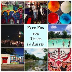 Free Fun in Austin: Free Summer Fun for Teens in Austin#.U7tRZJVOXIU#.U7tRZJVOXIU