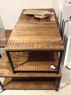 Salon tafel, loods 5
