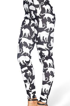 A Real Cool Cat HWMF Leggings - LIMITED