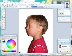 Simple 4-step Photo Editing Silhouette Tutorial