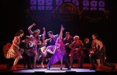 The Orpheum Theatre presents West Side Story as part of the Harrah's Tunica Broadway Series November 5-10, 2013.