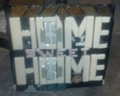 Home becomes a home