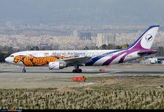 Meraj Airlines (Iran) Airbus A300B4-622R