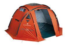 Ferrino Campo Base kamp çadırı ile kamp sezonunu açıyoruz.