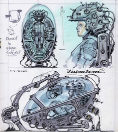VisTron01 | Flickr - Photo Sharing! Adam Adamowicz Fallout 3 yummy concepts