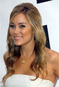 Lauren Conrad kapsels en haarstijlen