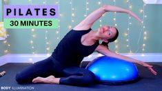 Pilates full body toning 30 minutes💜 Pilates workout with Bosu Pilates Workout, Exercise, Become A Yoga Instructor, Weight Loss For Women, Law Of Attraction, Full Body, Health And Wellness, Positivity, Fitness