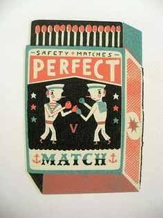 Perfect Matches by Tom Frost