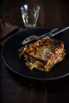 Vegetarian Lasagna | Flourishing Foodie