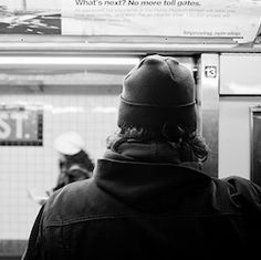Missed Connection: NYC Subway fiction