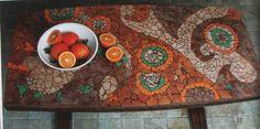 Стол С Мозаикой Своими Руками - Ru kartinki